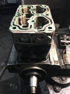 Ремонт компрессора грузового авто