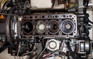 Капремонт двигателя ВАЗ