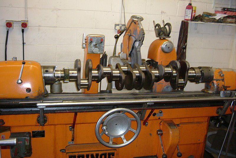 Оборудование для ремонта коленвала